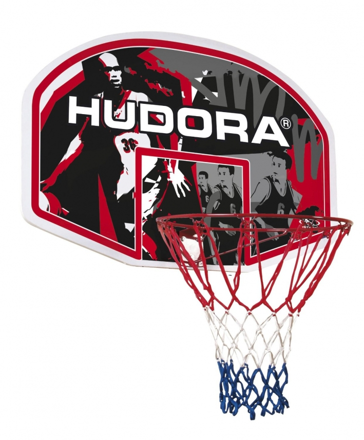 HUDORA Basketballkorbset In-/Outdoor